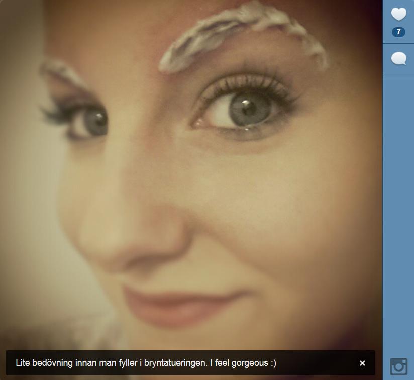 Eyebrow Tattoo - Permanent Makeup