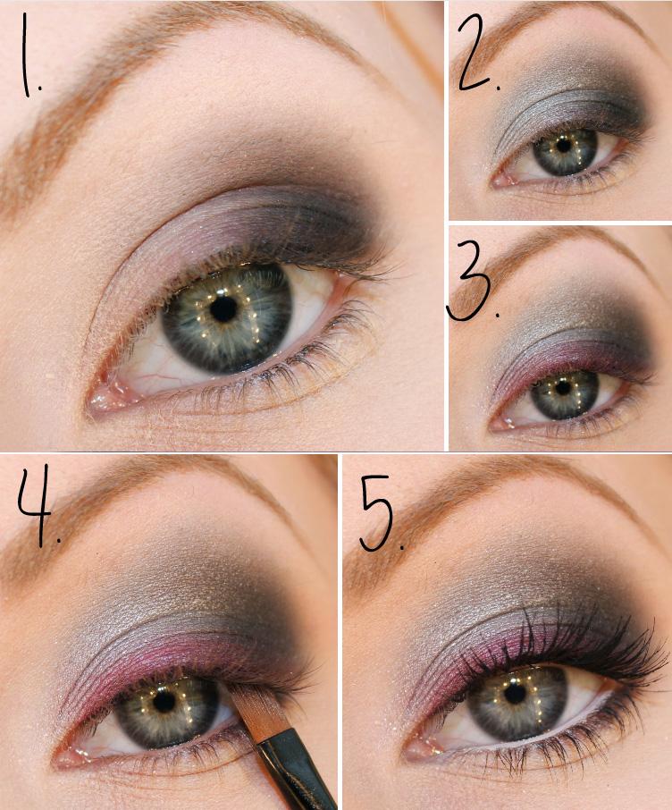 hur lägger man ögonskugga