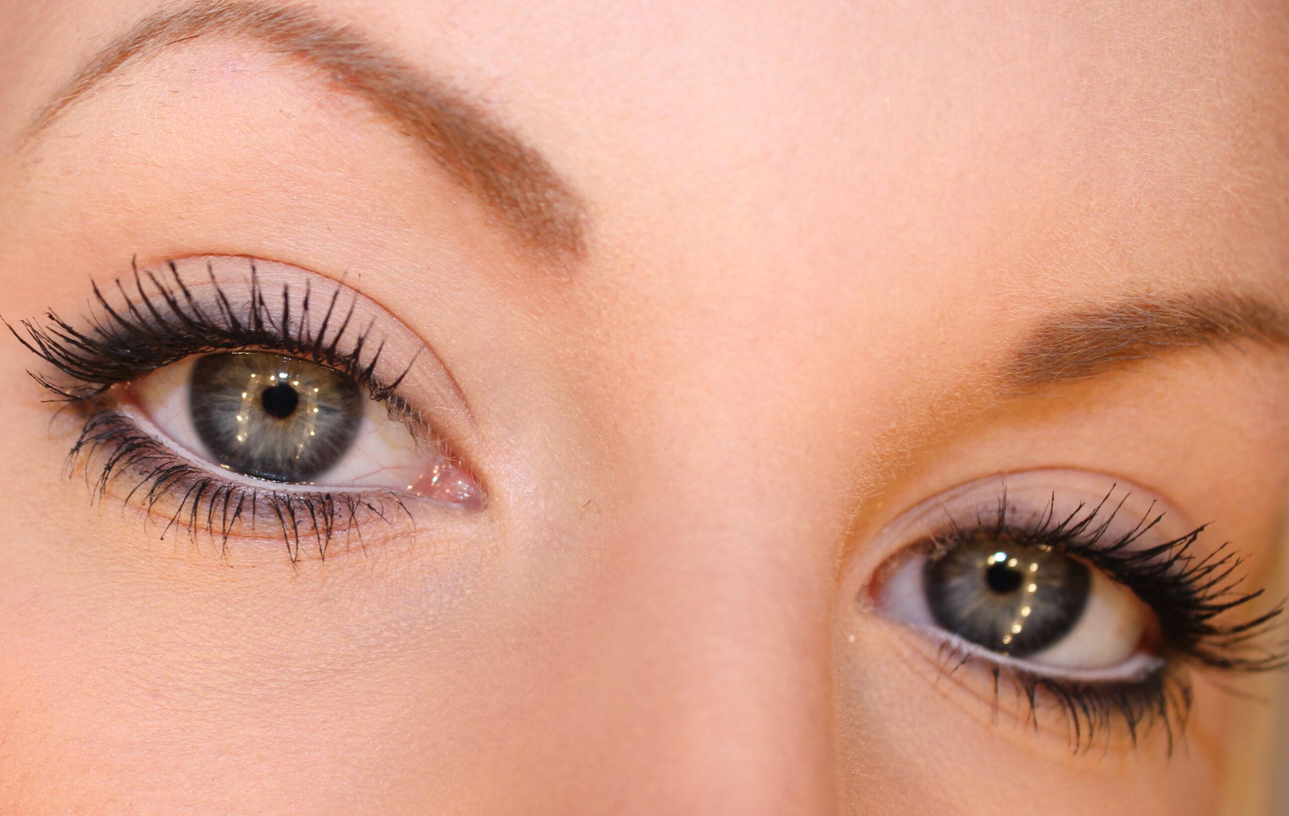 sminka större ögon