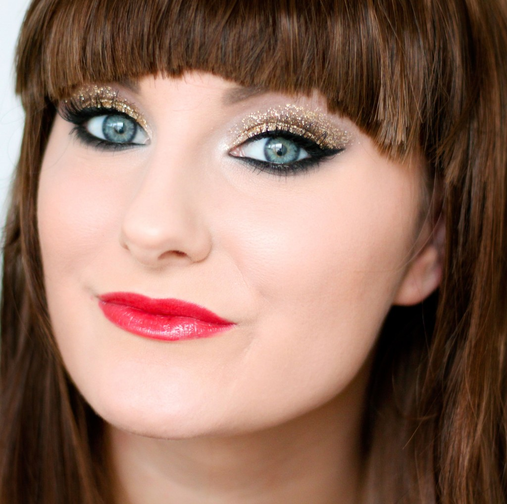 make-up for bangs