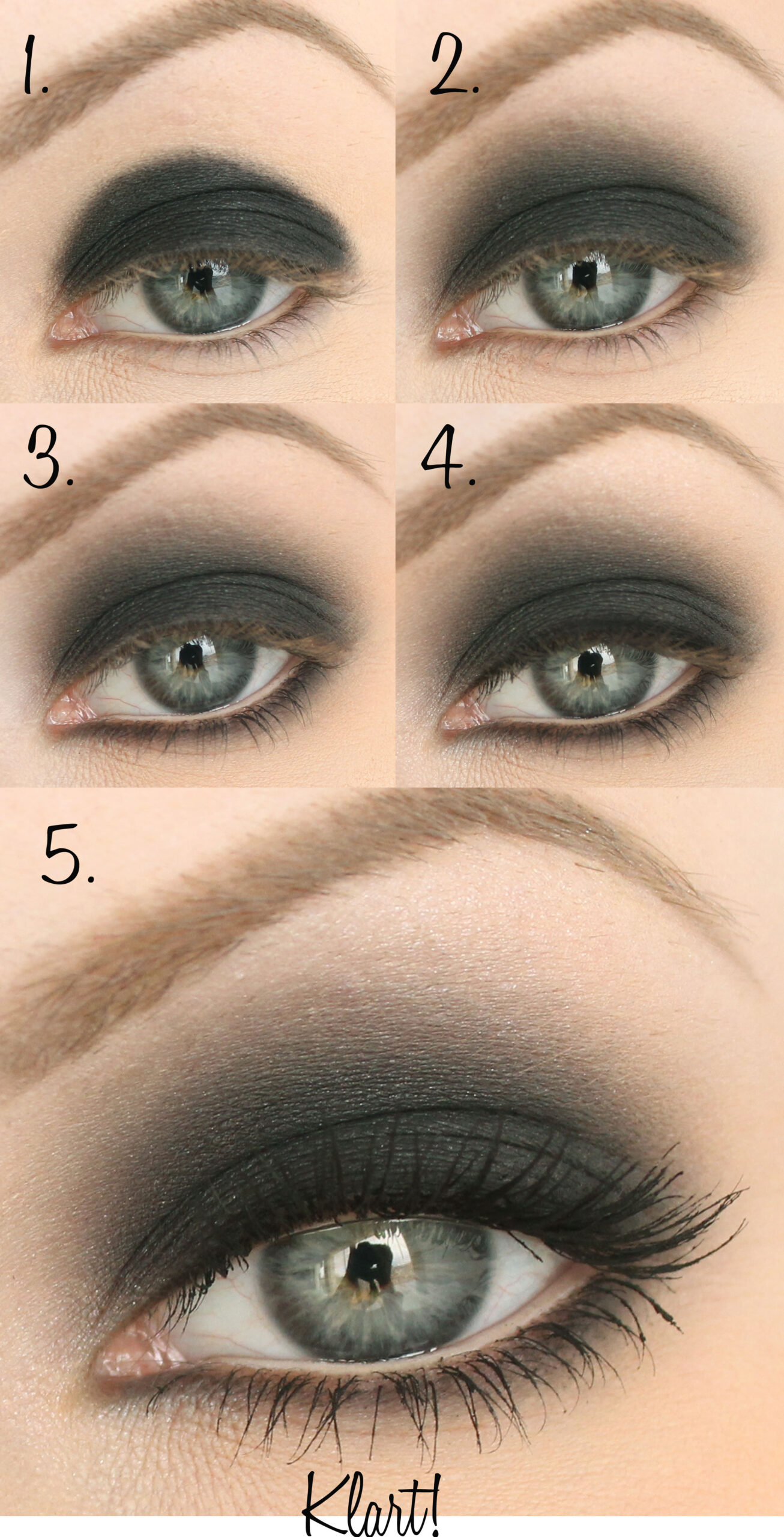 20s makeup-step-by-step