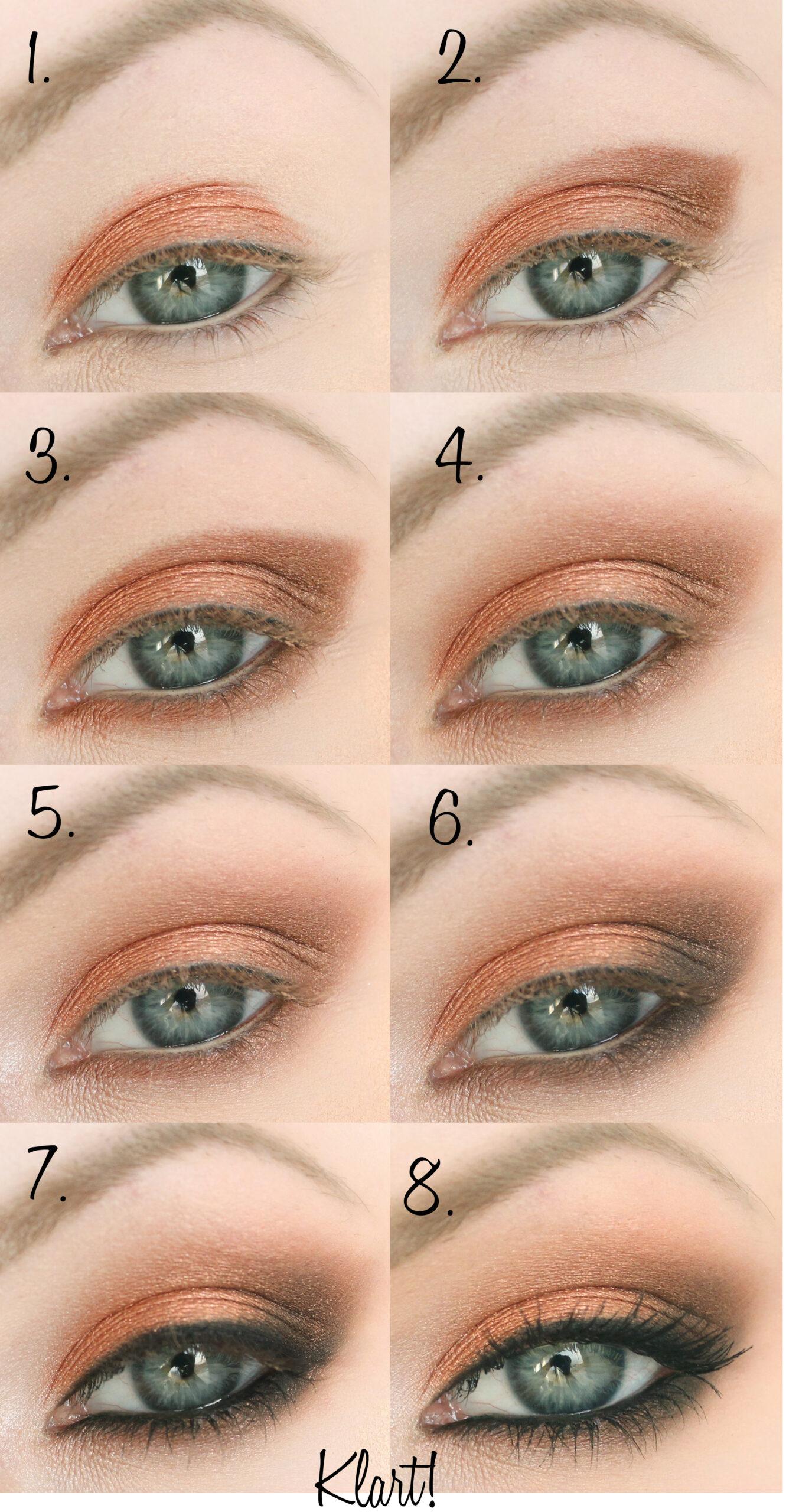tutorial de maquillaje de jennifer lawrence