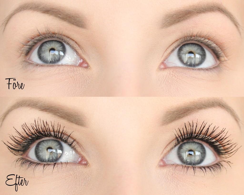 magnetic-lash-före-och-efter