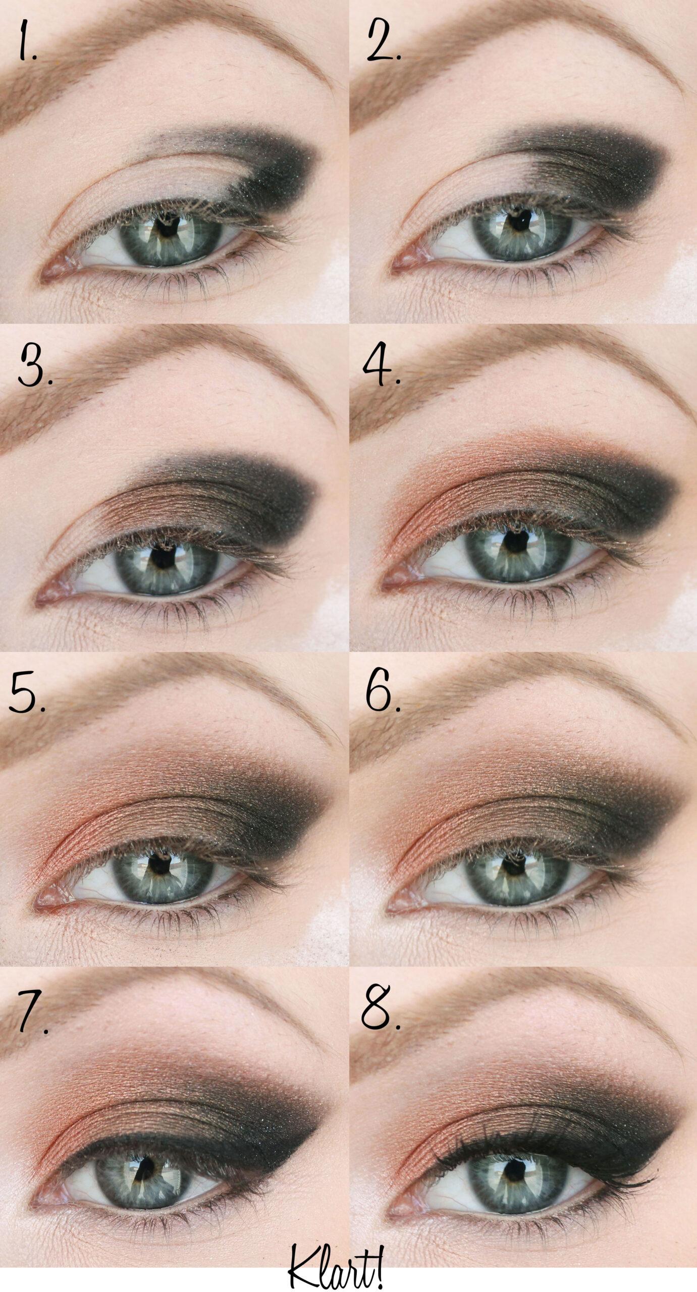 ögonskugga-sminkning-steg-för-steg