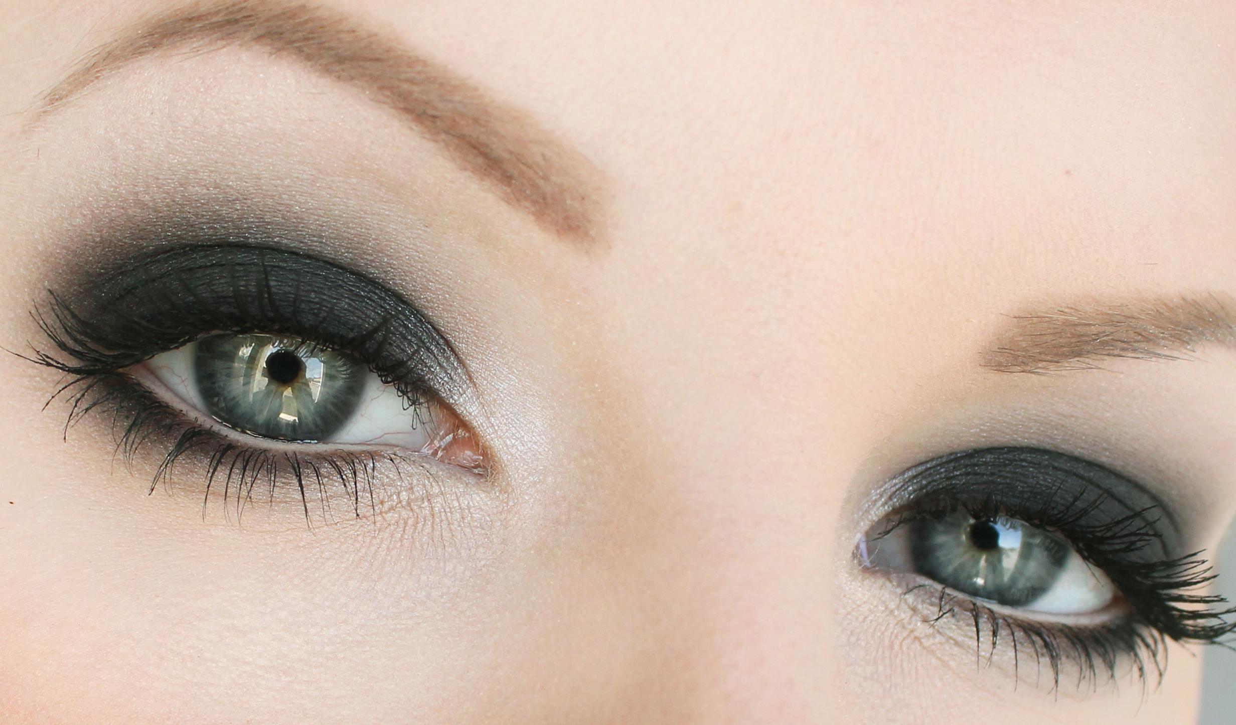lära sig sminka ögonen