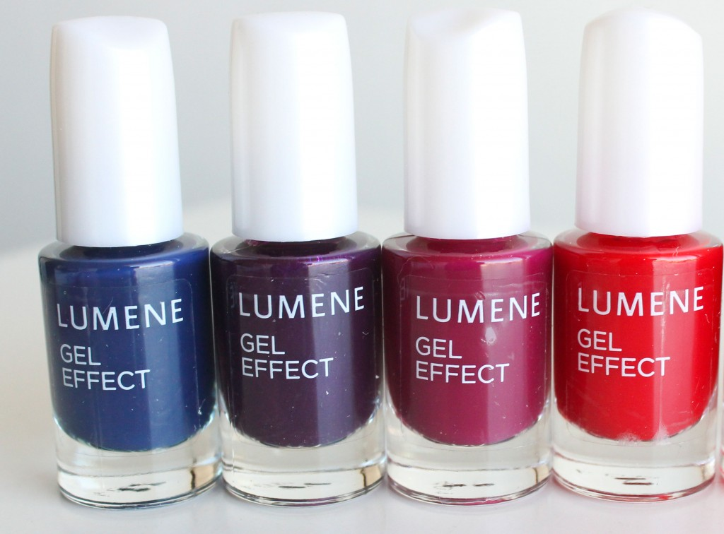 Lumene nagellack - Gel Effect (Recension)