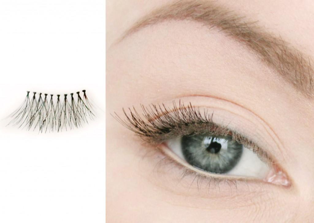 eyelashes bridal makeup