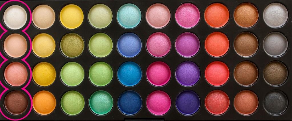byher-40-palette-make-up-paso a paso