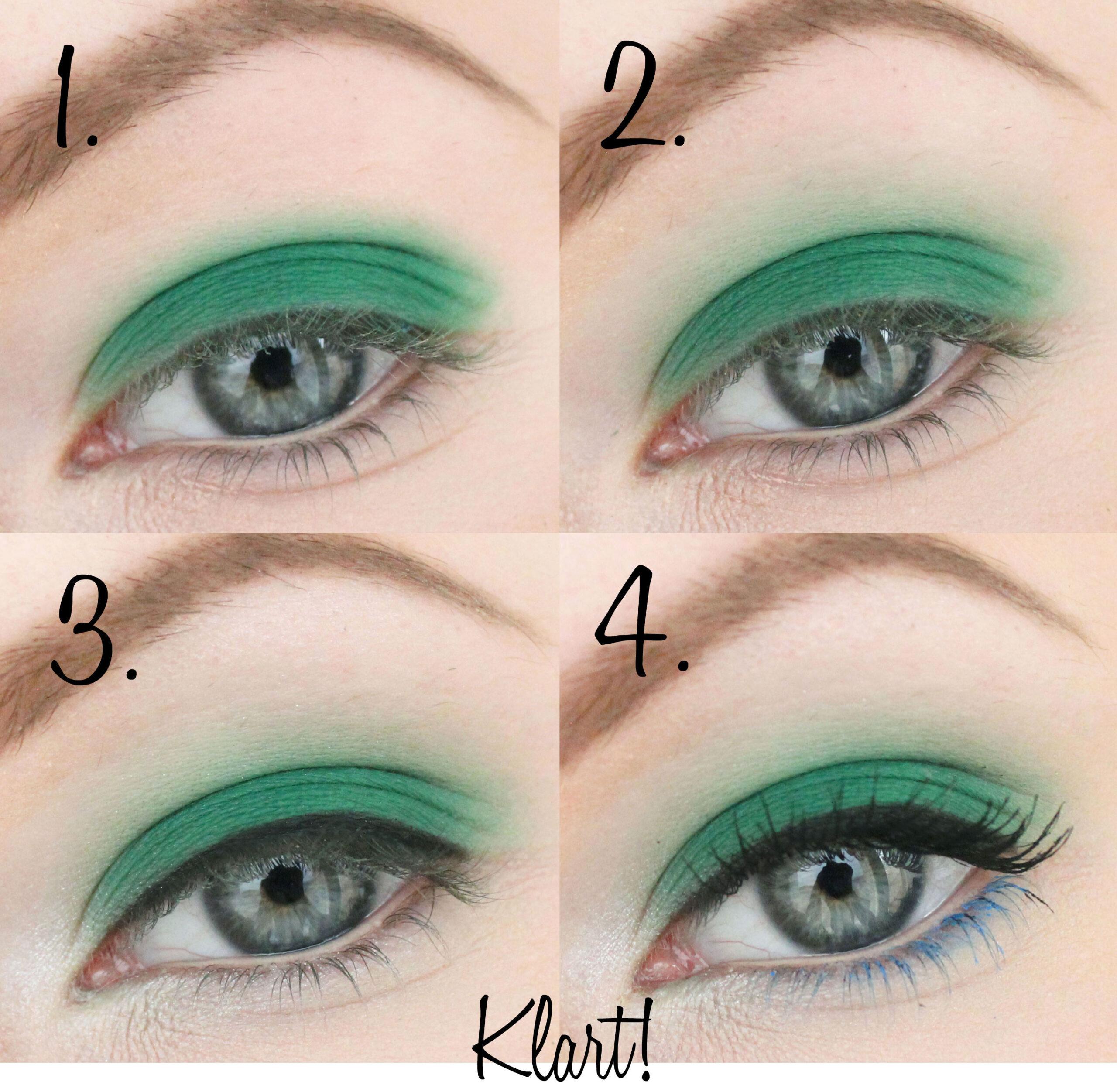 grön-sminkning-steg-för-steg