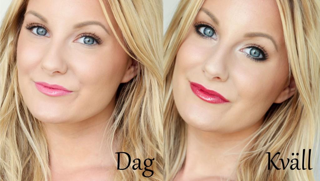 maquillaje diario y de noche