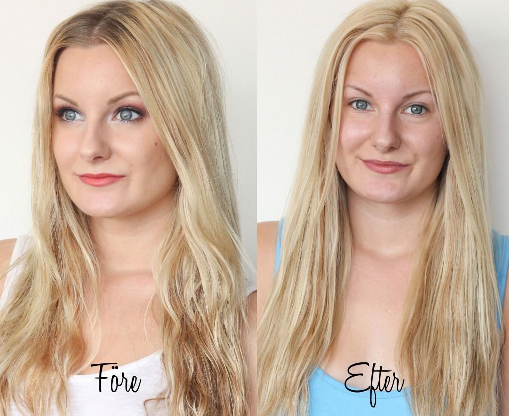 sommarfint-hår