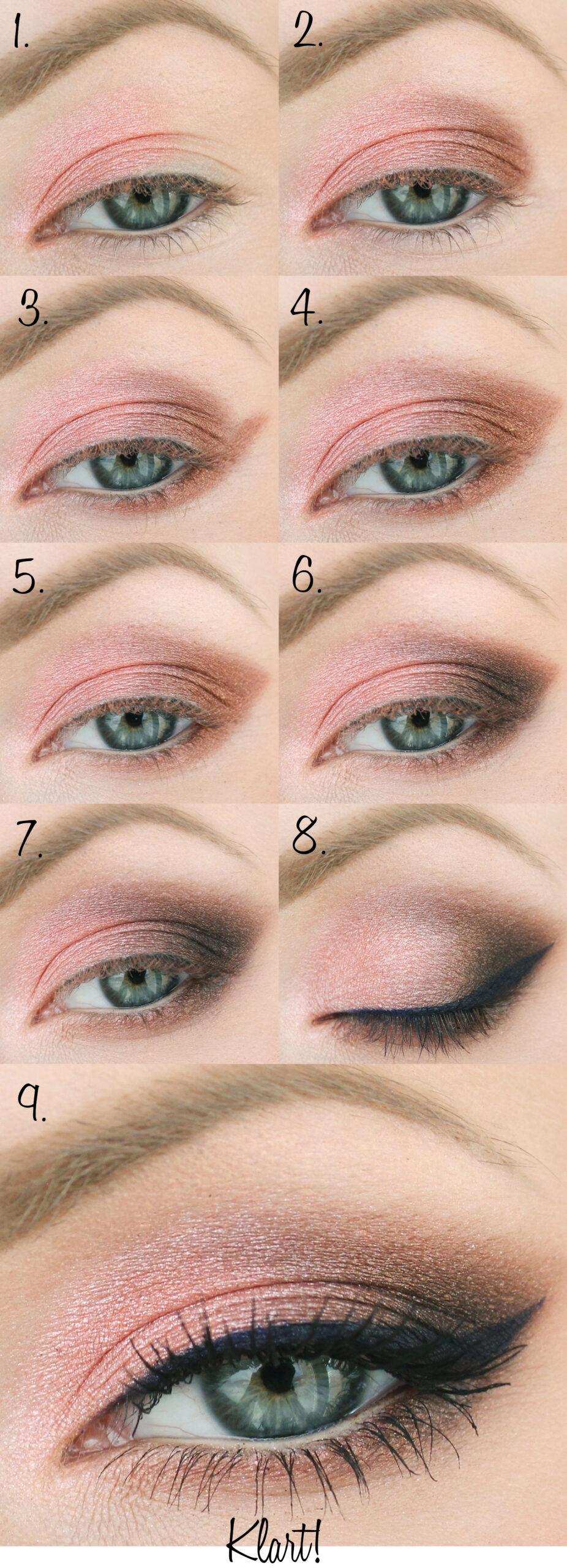 paleta de maquillaje de verano paso a paso 40