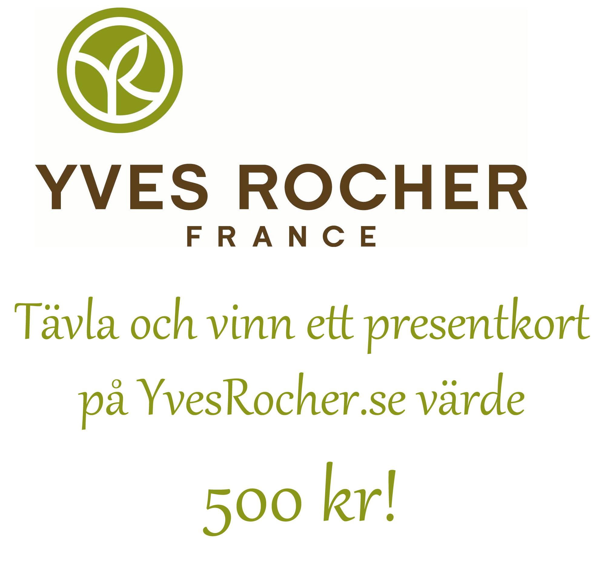 tävling-yves-rocher