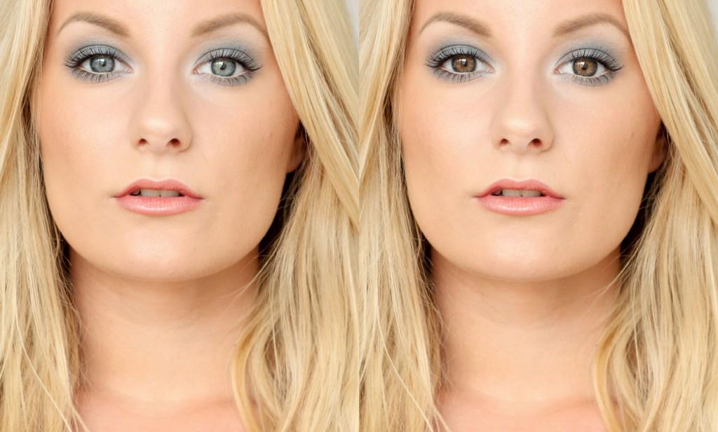 everyday make-up-brown-eyes