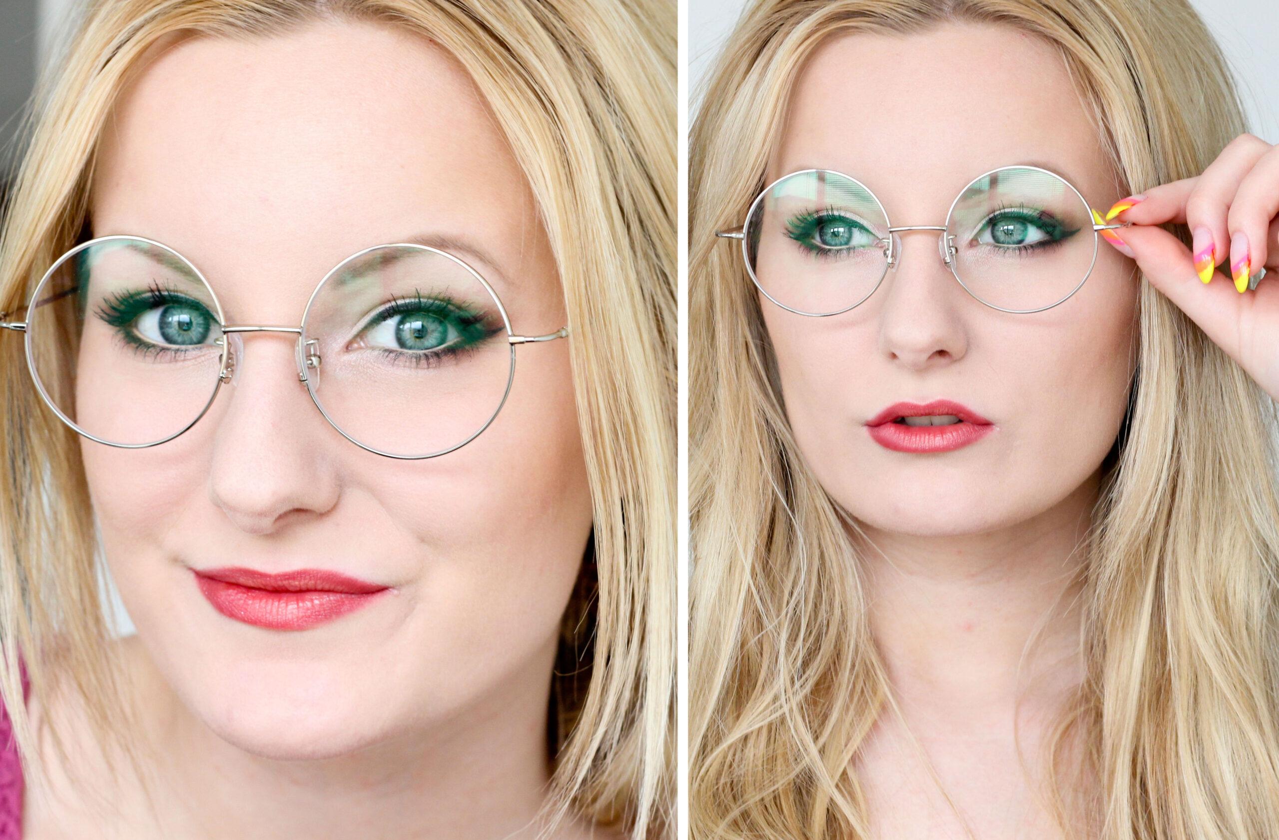 hela samlingen mysig färsk varm försäljning online Sminktips till glasögon | Imakeyousmile.se