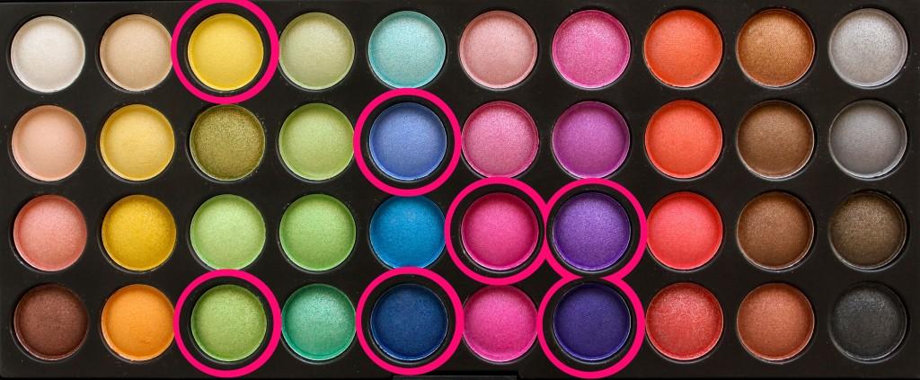 sminkblogg-färgglad