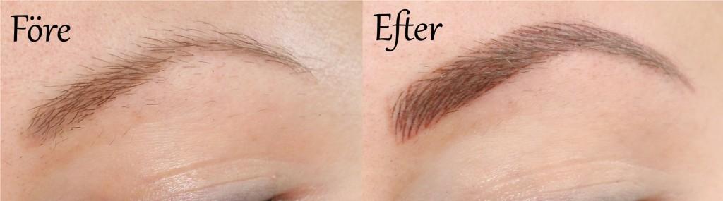 ögonbrynstatuering-före-efter