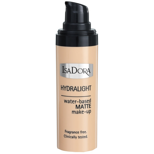 IsaDora Hydralight Matte Foundation review