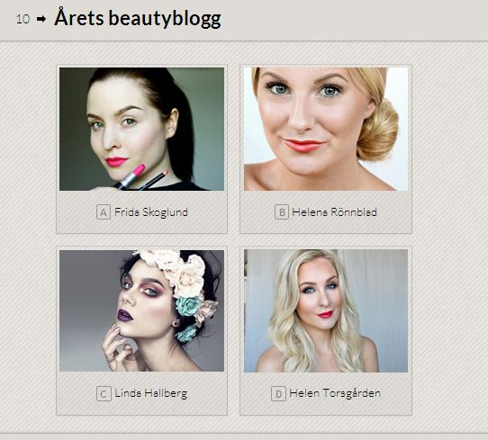 blogawards beauty