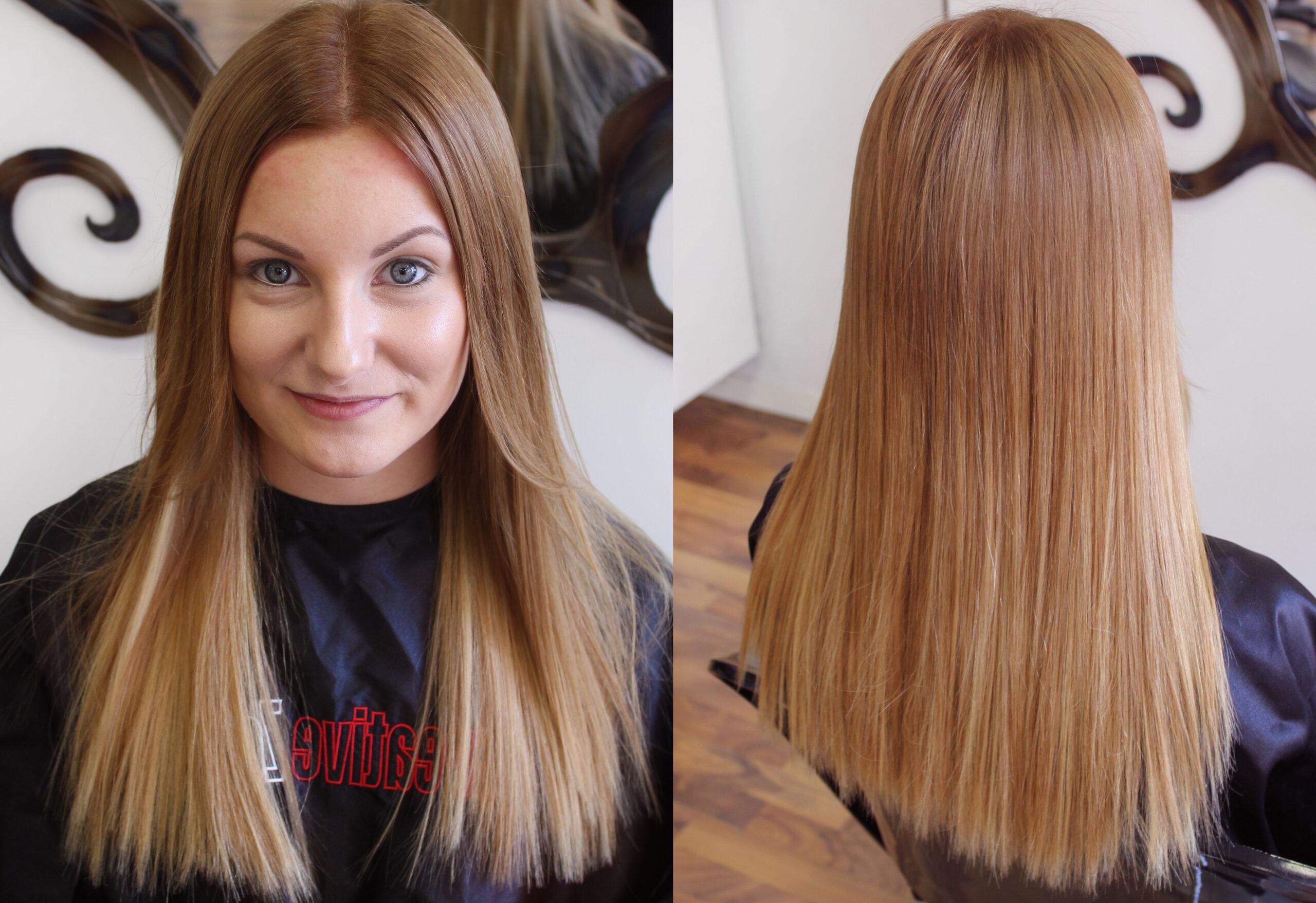 autumn hair color