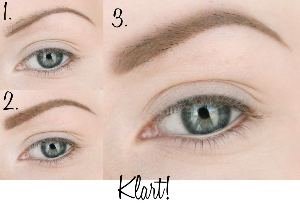 symmetri-ögonbryn