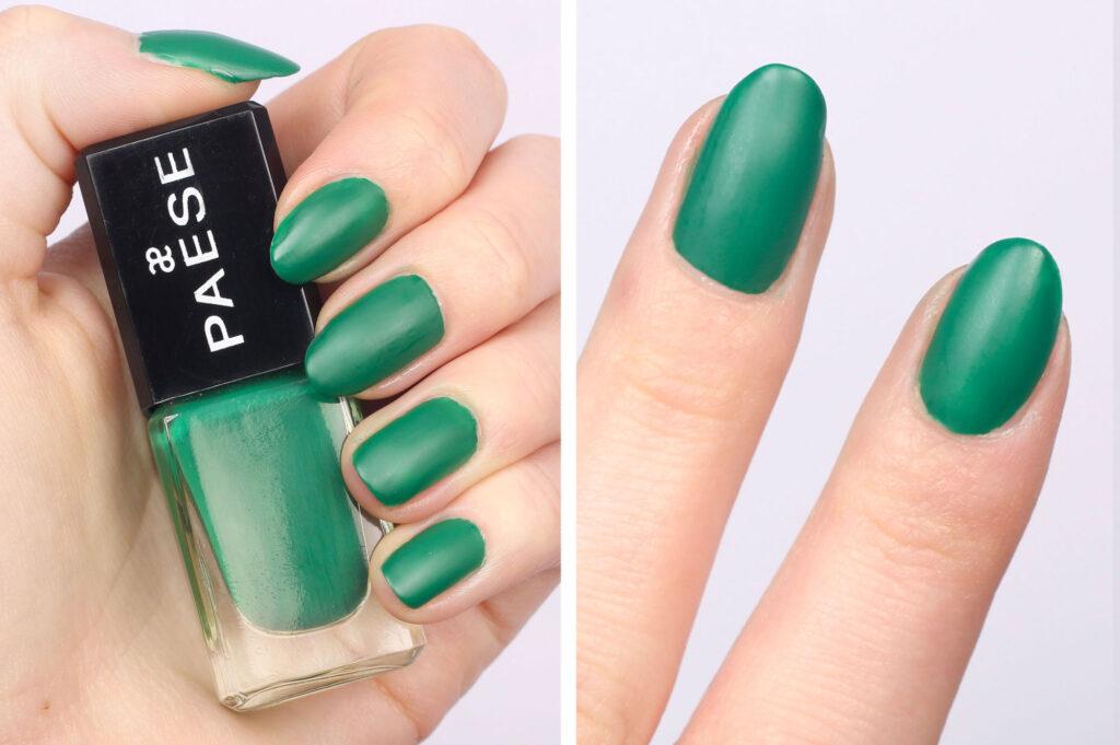 gröna-naglar