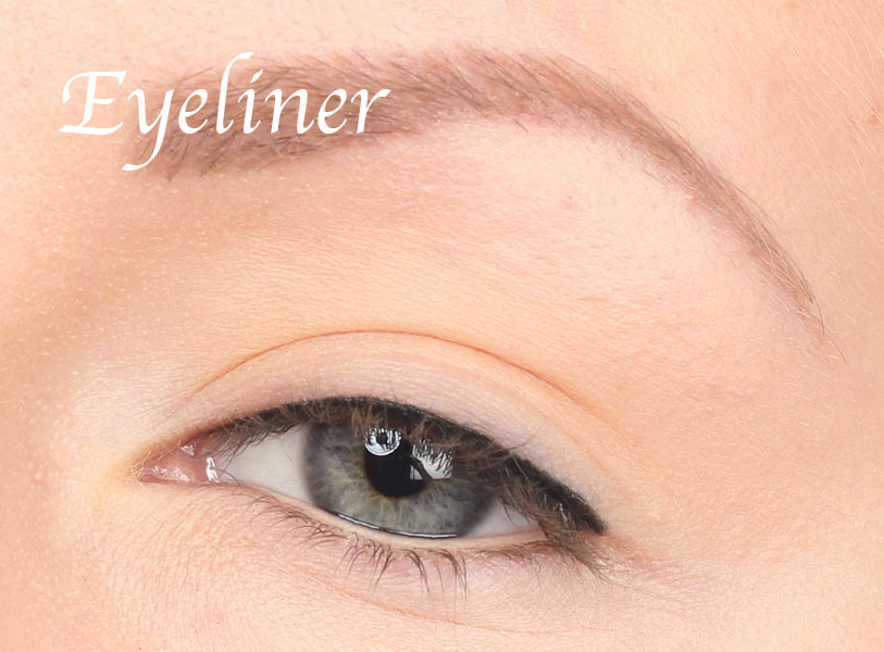 eyeliner och ögonformer