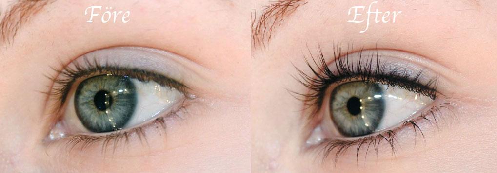kräm för ögonfransar