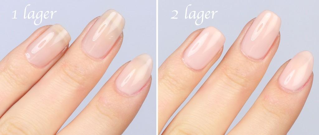 bright nail polish