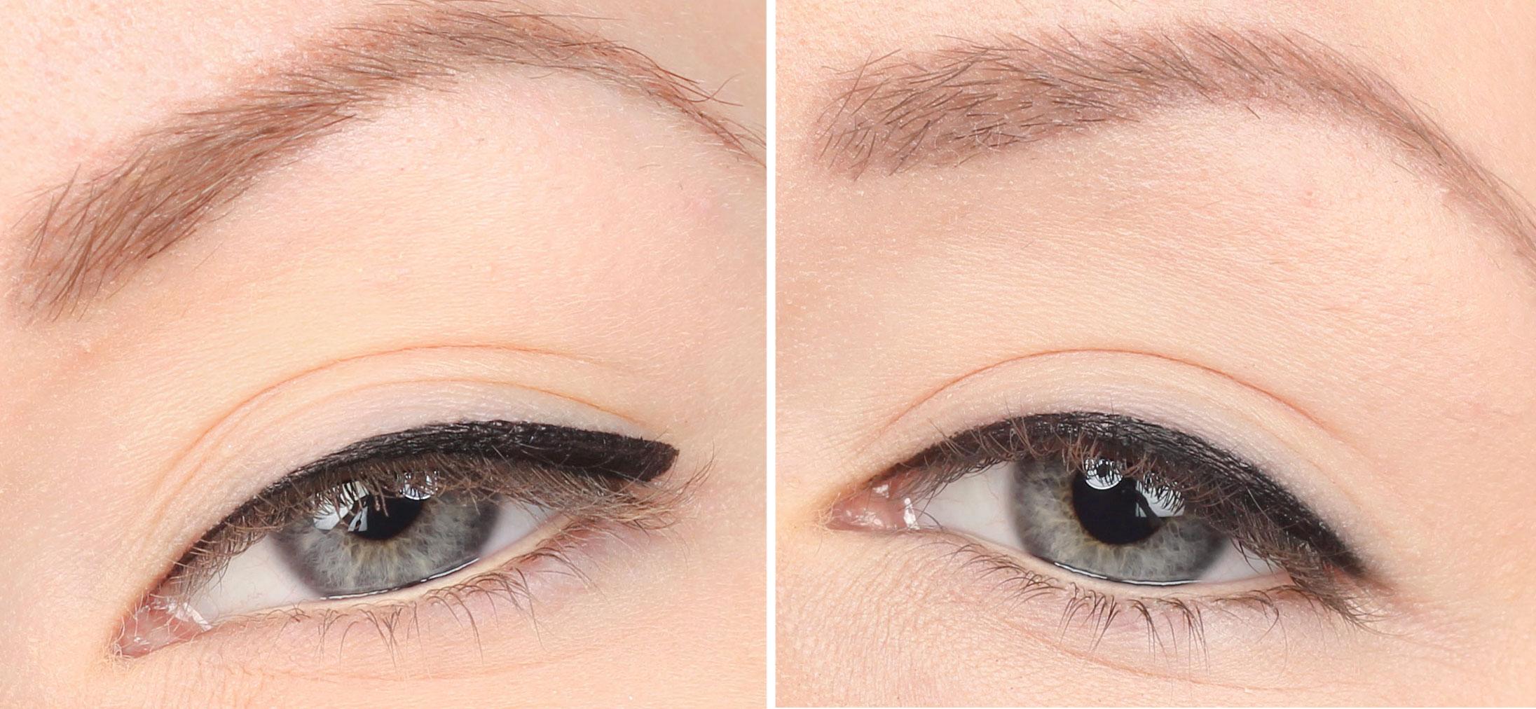 eyeliner eye shapes