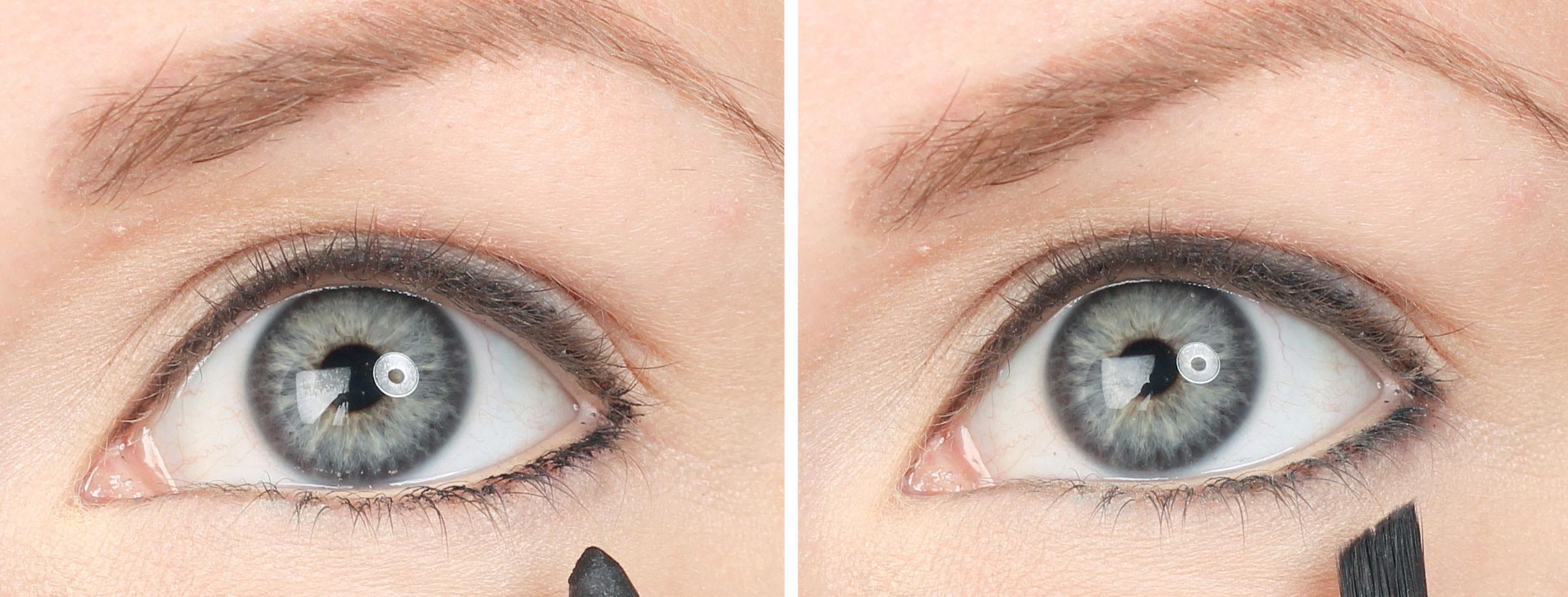 eyeliner-på-undre-fransraden
