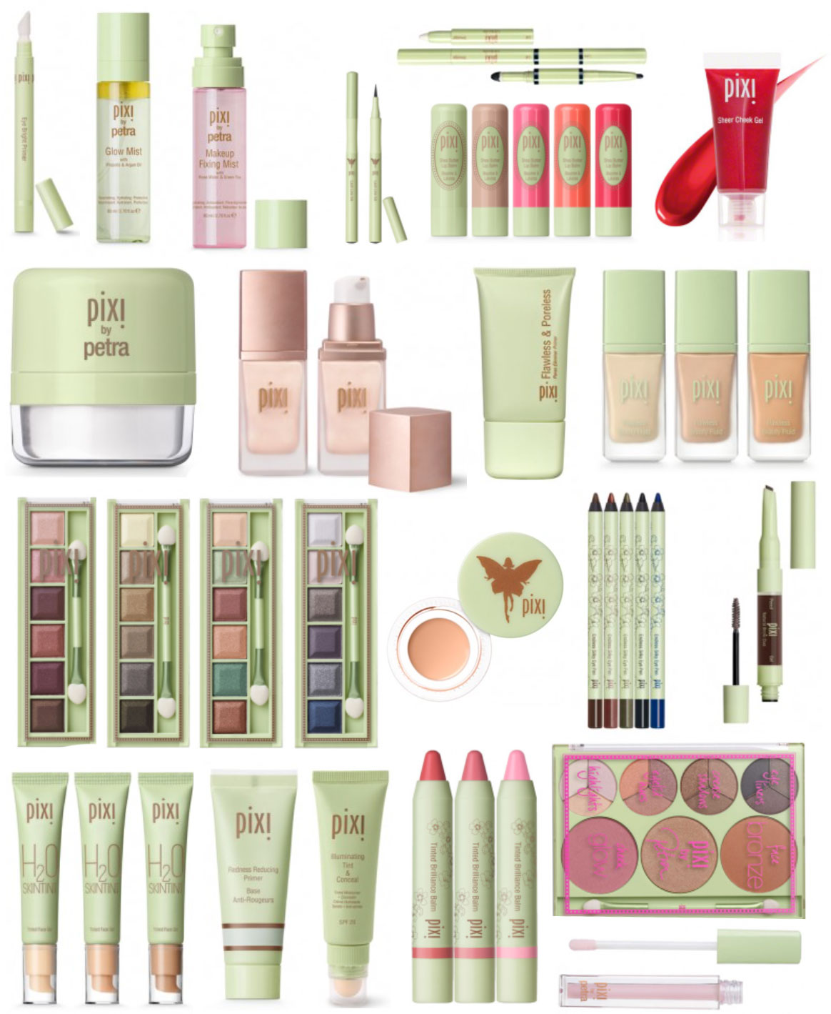 pixi beauty sverige