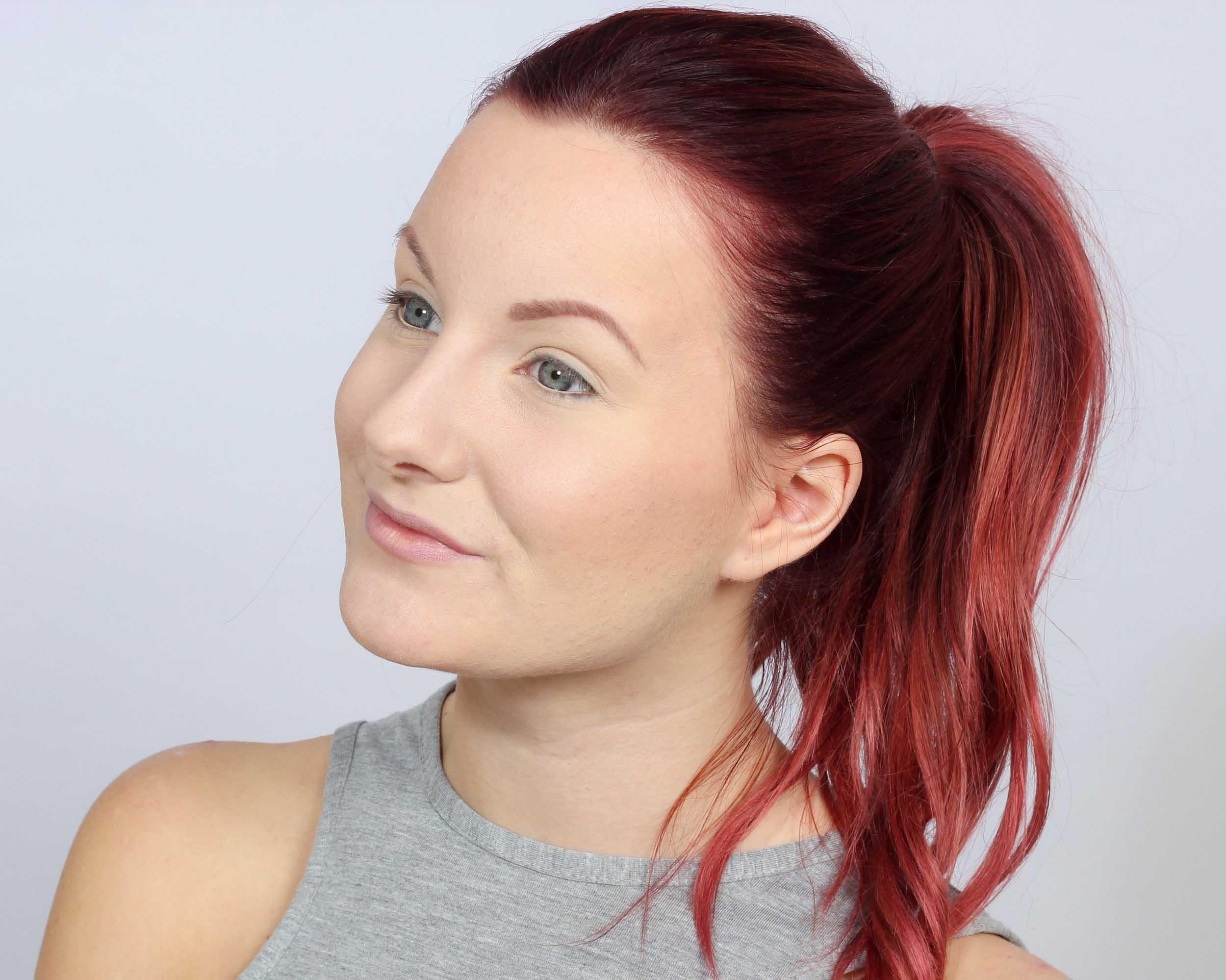 makeup over rosacea