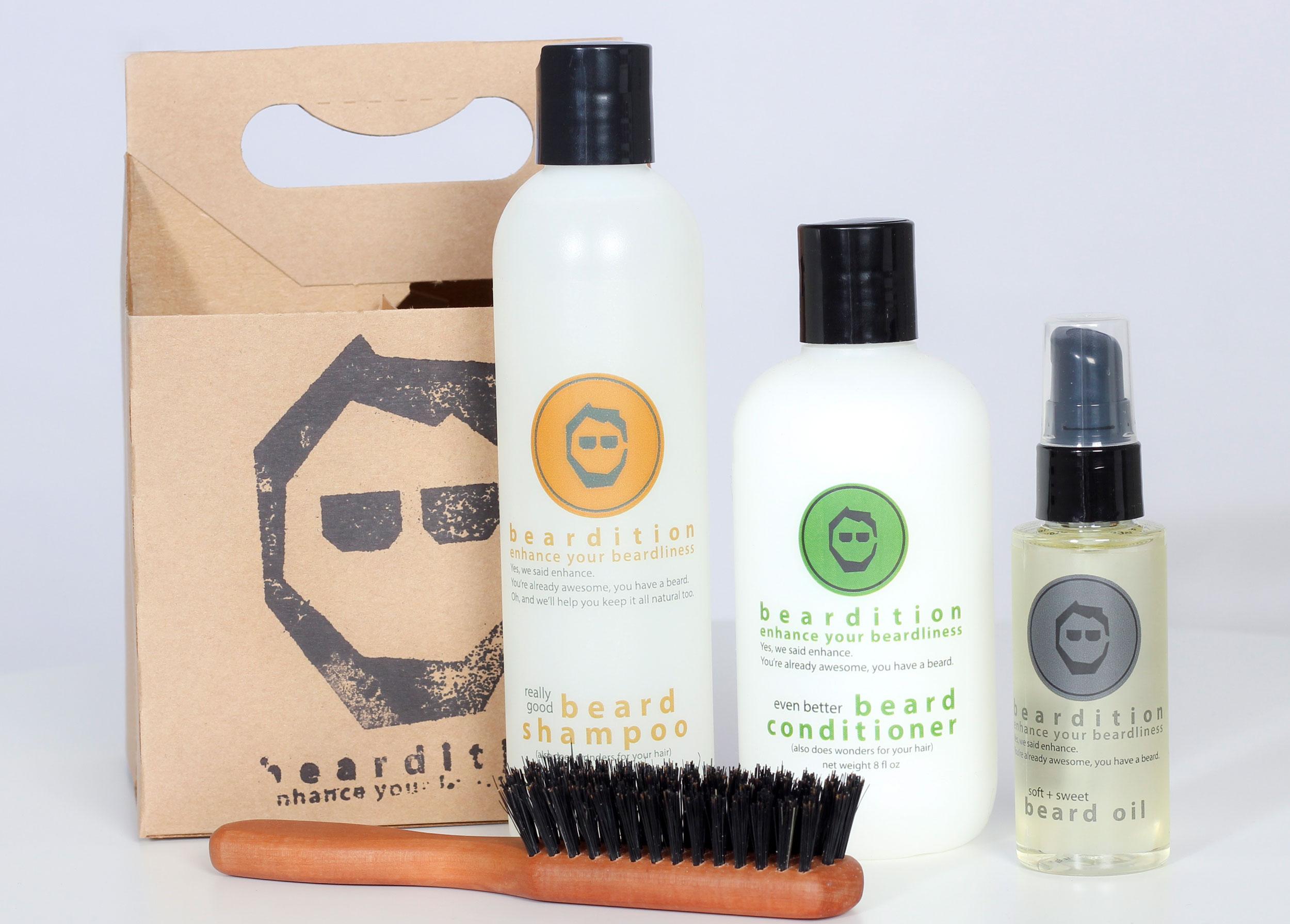 schampo för skägg
