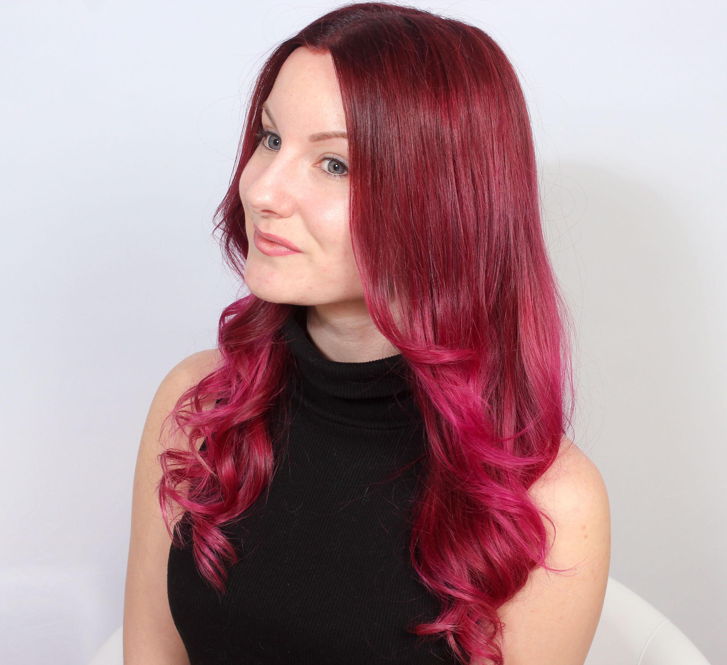 vart kan man köpa rosa hårfärg
