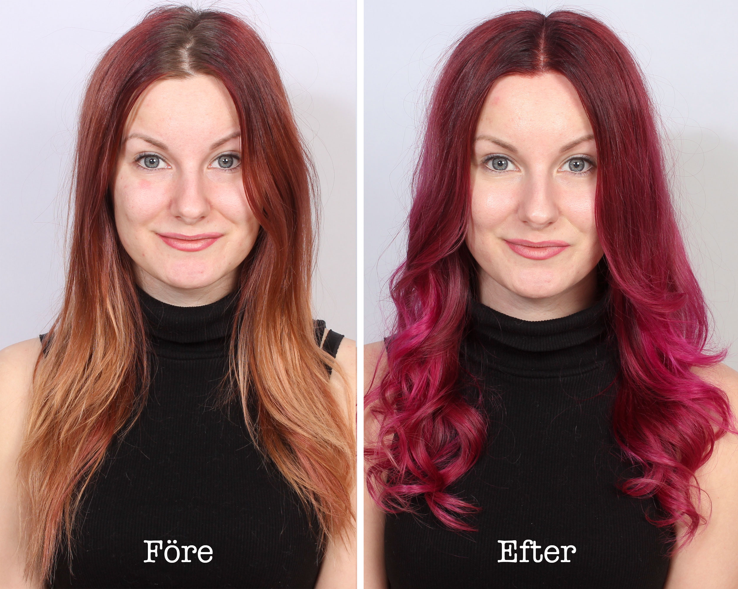 dye-hair-pink-before-after
