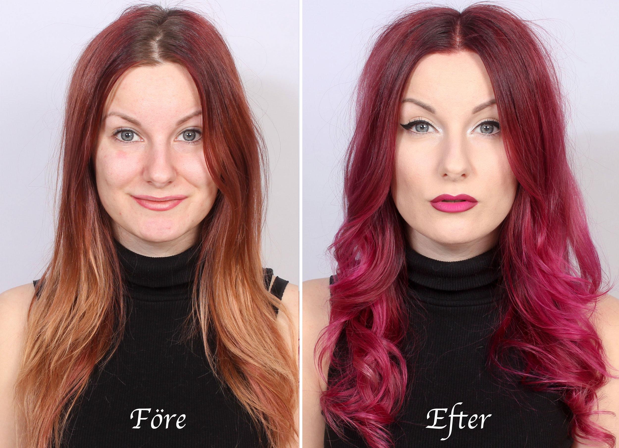 färga-håret-rosa-före-efter11