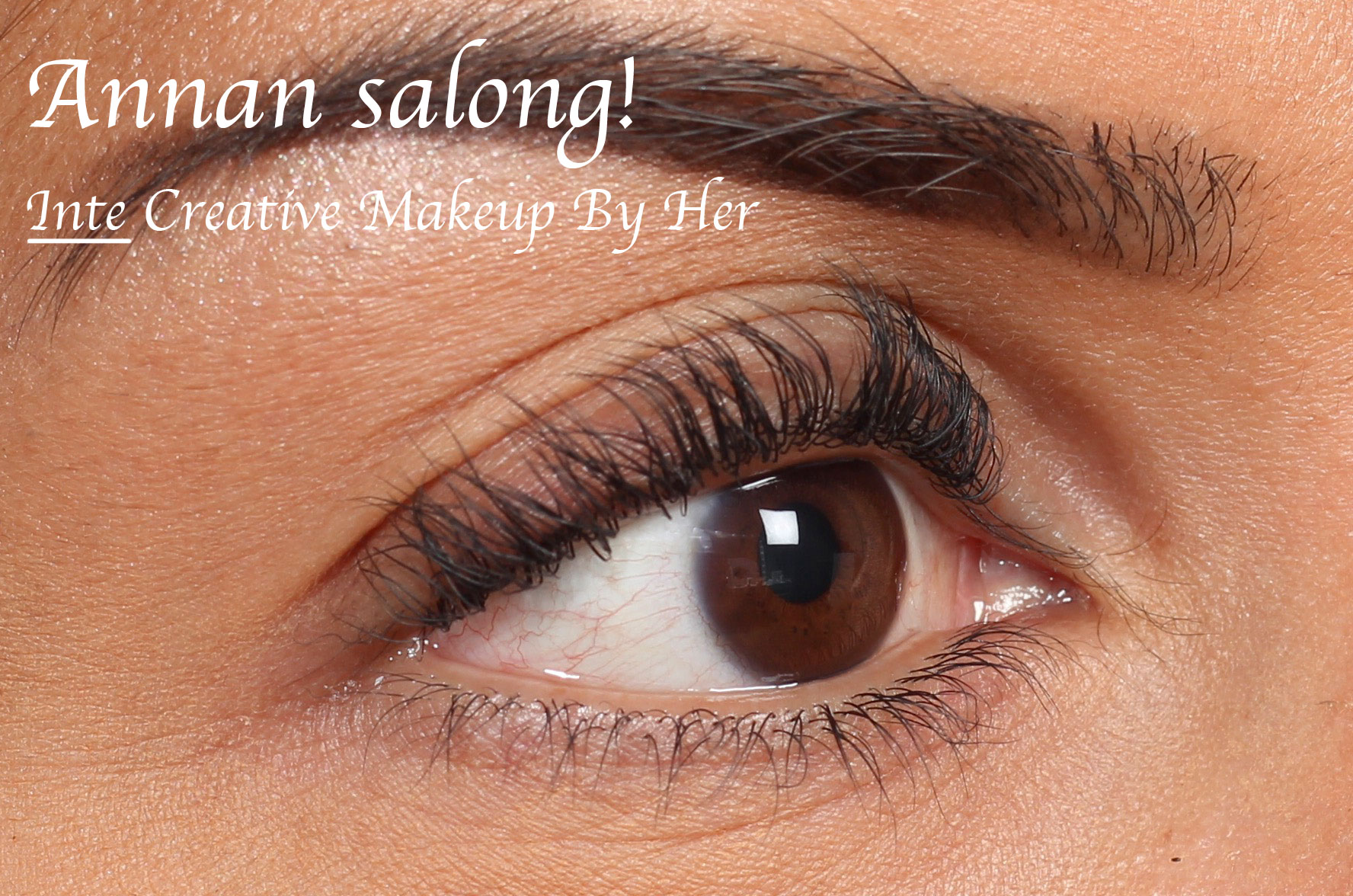 Rädda misslyckad ögonfranspermanent (Lash Lift)