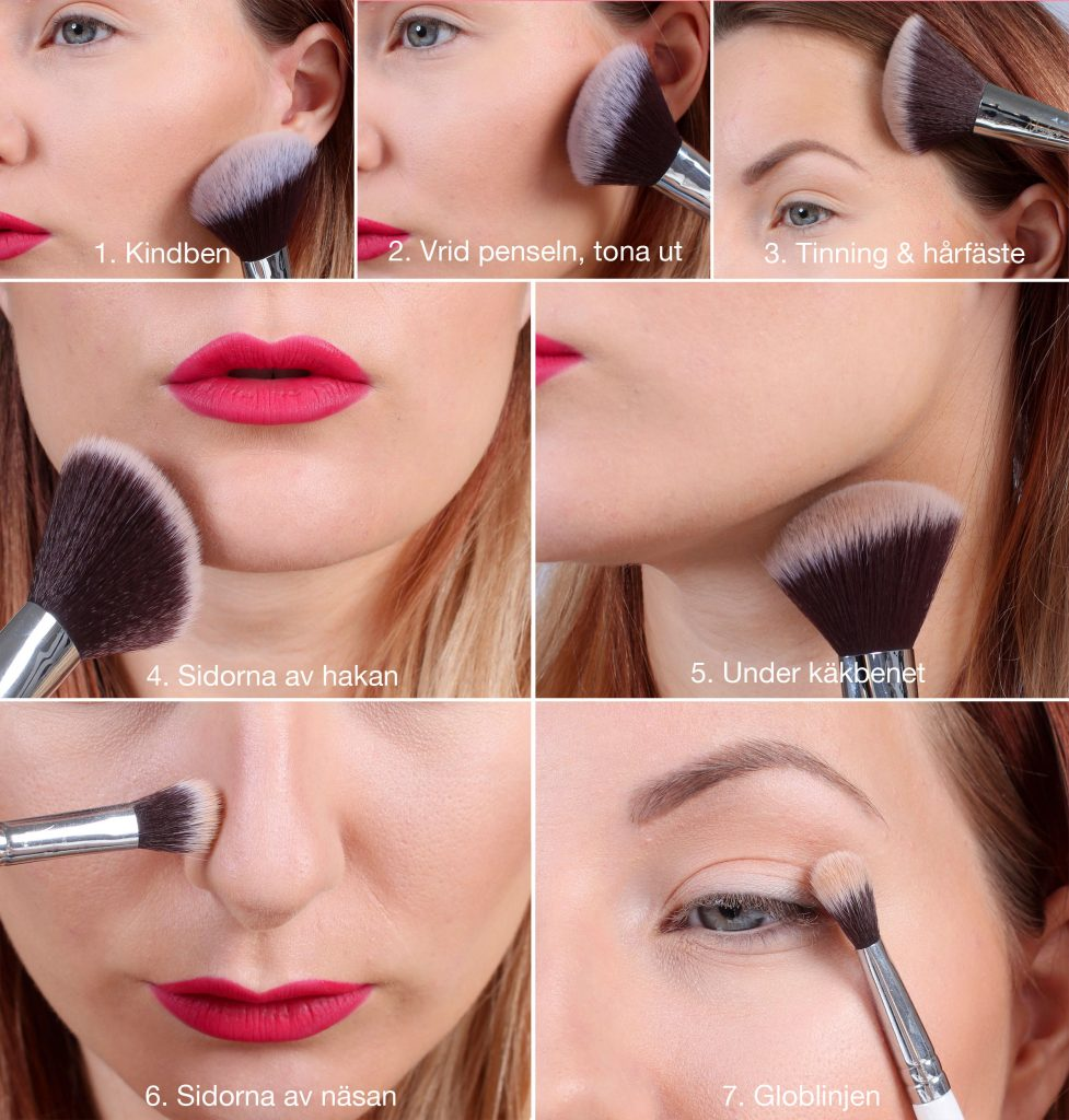 contouring step by step tutorial