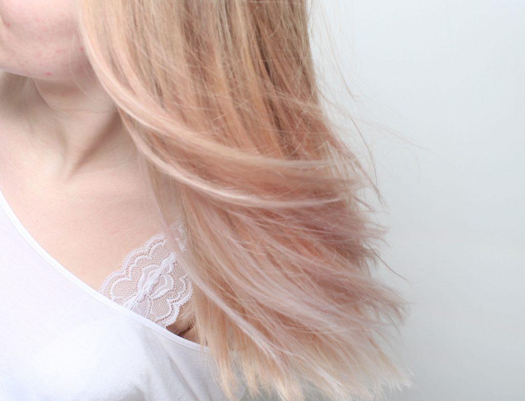 deshacerse del cabello verde