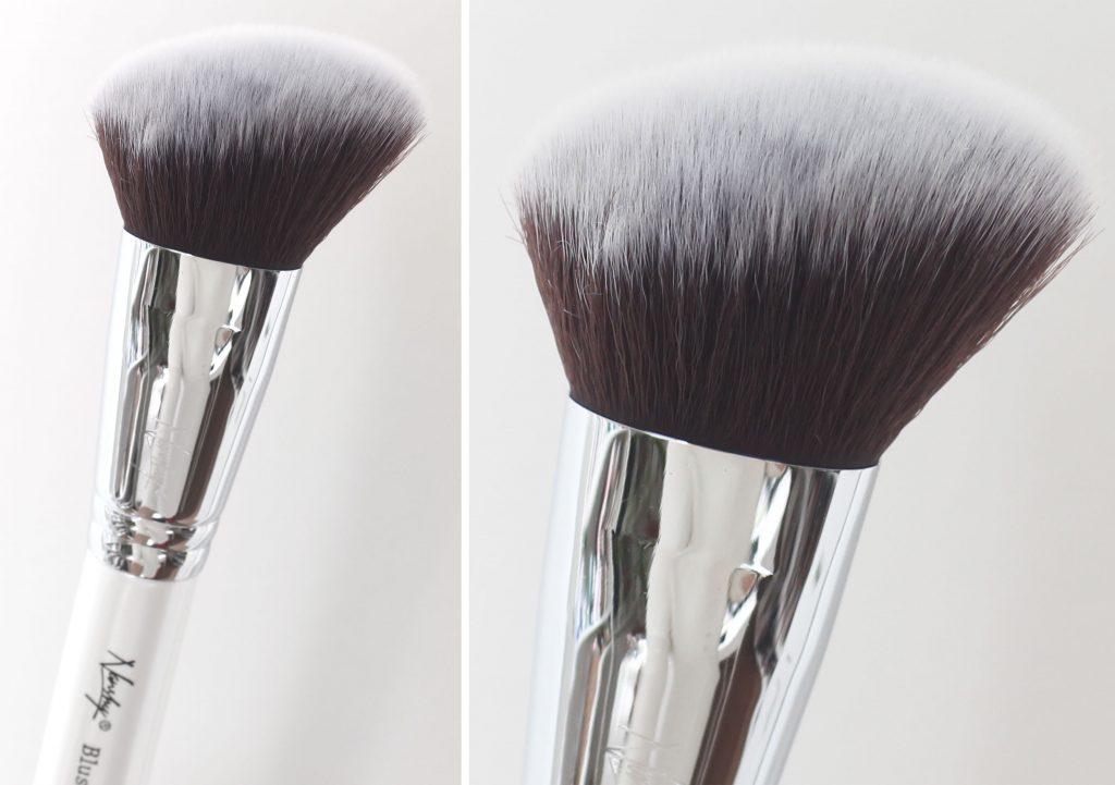 brochas de maquillaje rubor