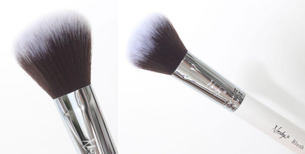 maquillar con brochas de maquillaje