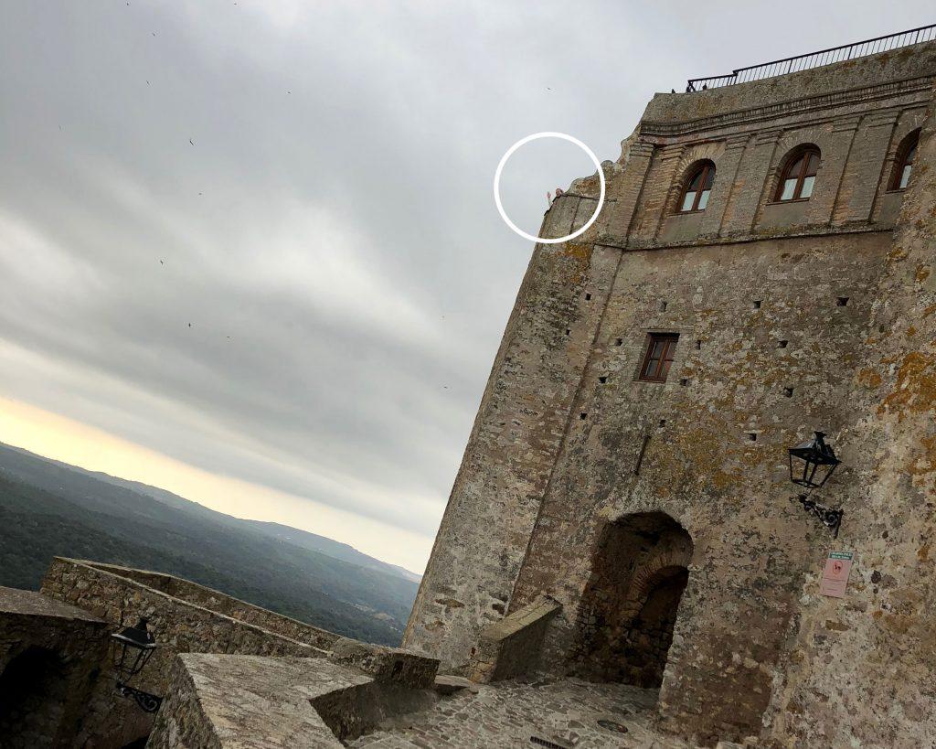 slott i spanien