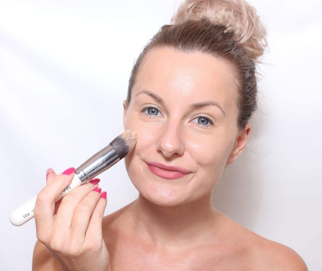 maquillaje de bajo maquillaje de novia