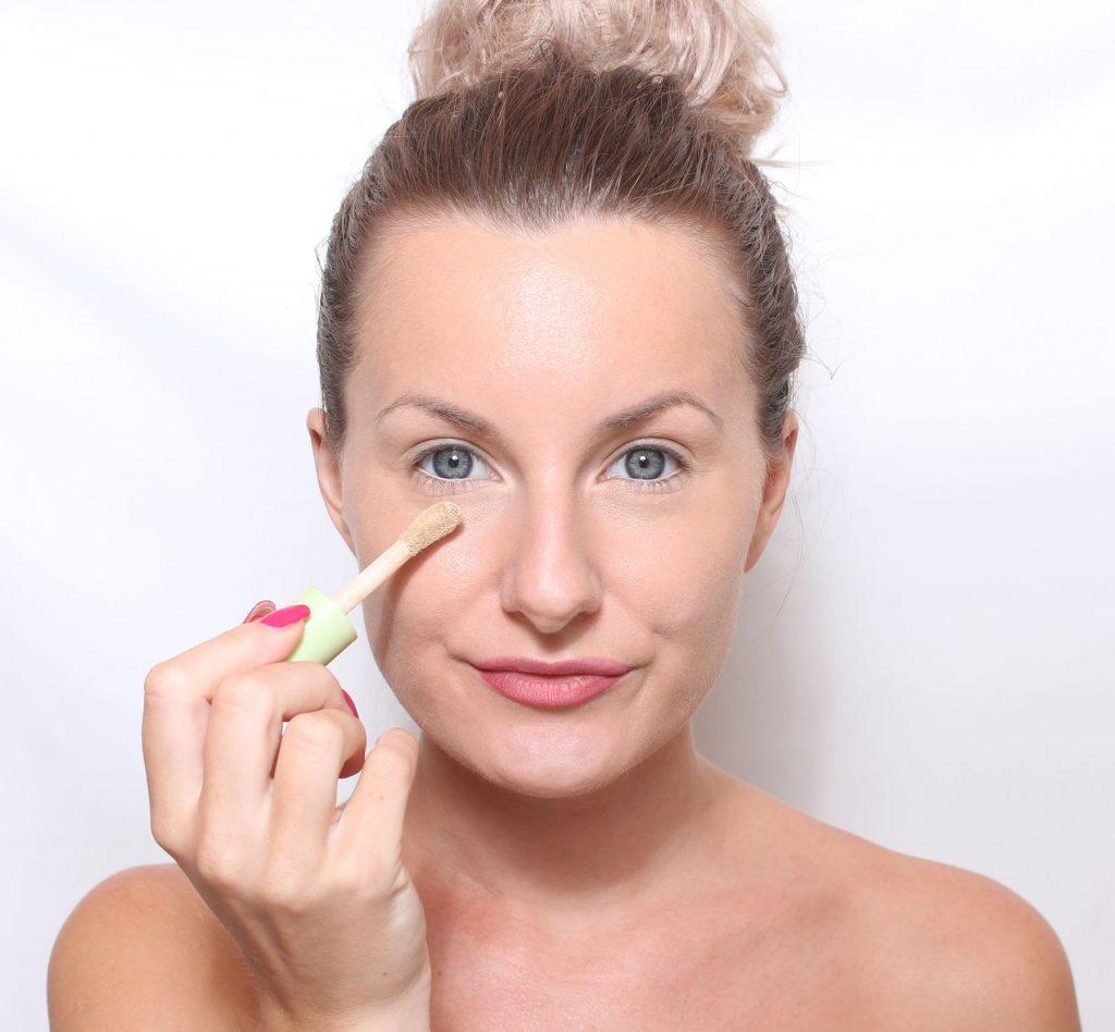 cubrir anillos oscuros maquillaje nupcial