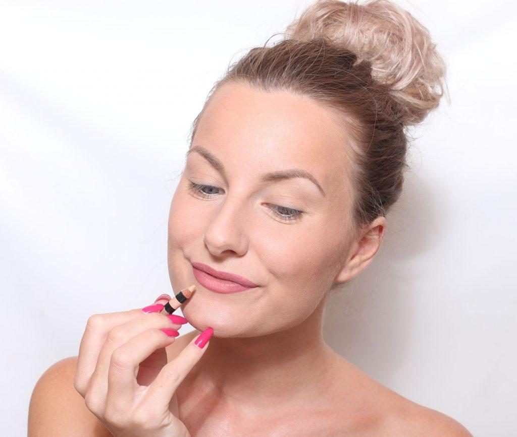 labios maquillaje de novia
