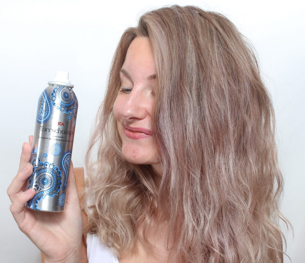 dry shampoo that works well