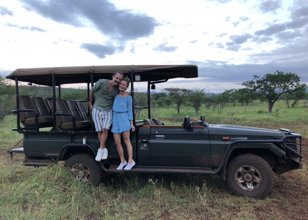 safariresa på egenhand