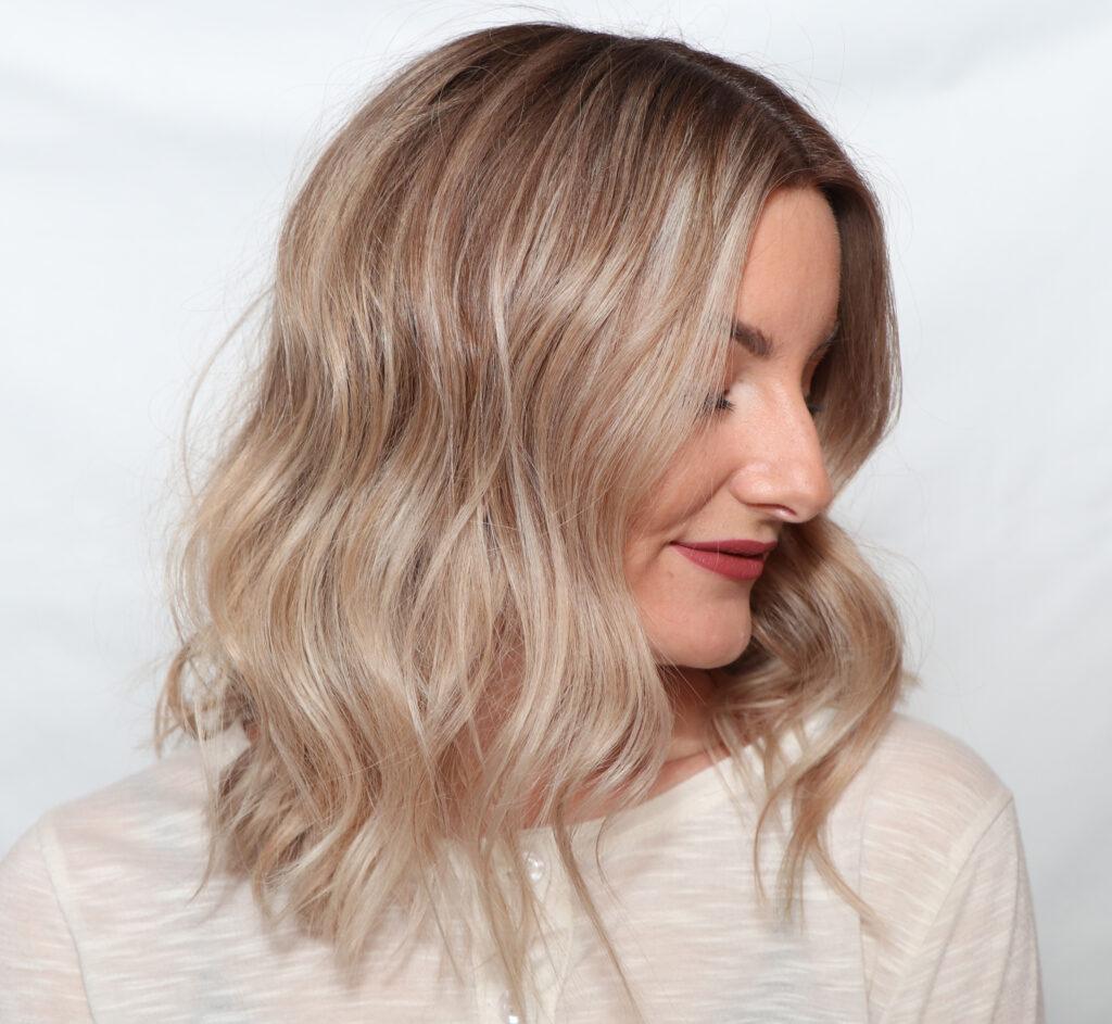 Makeover hår