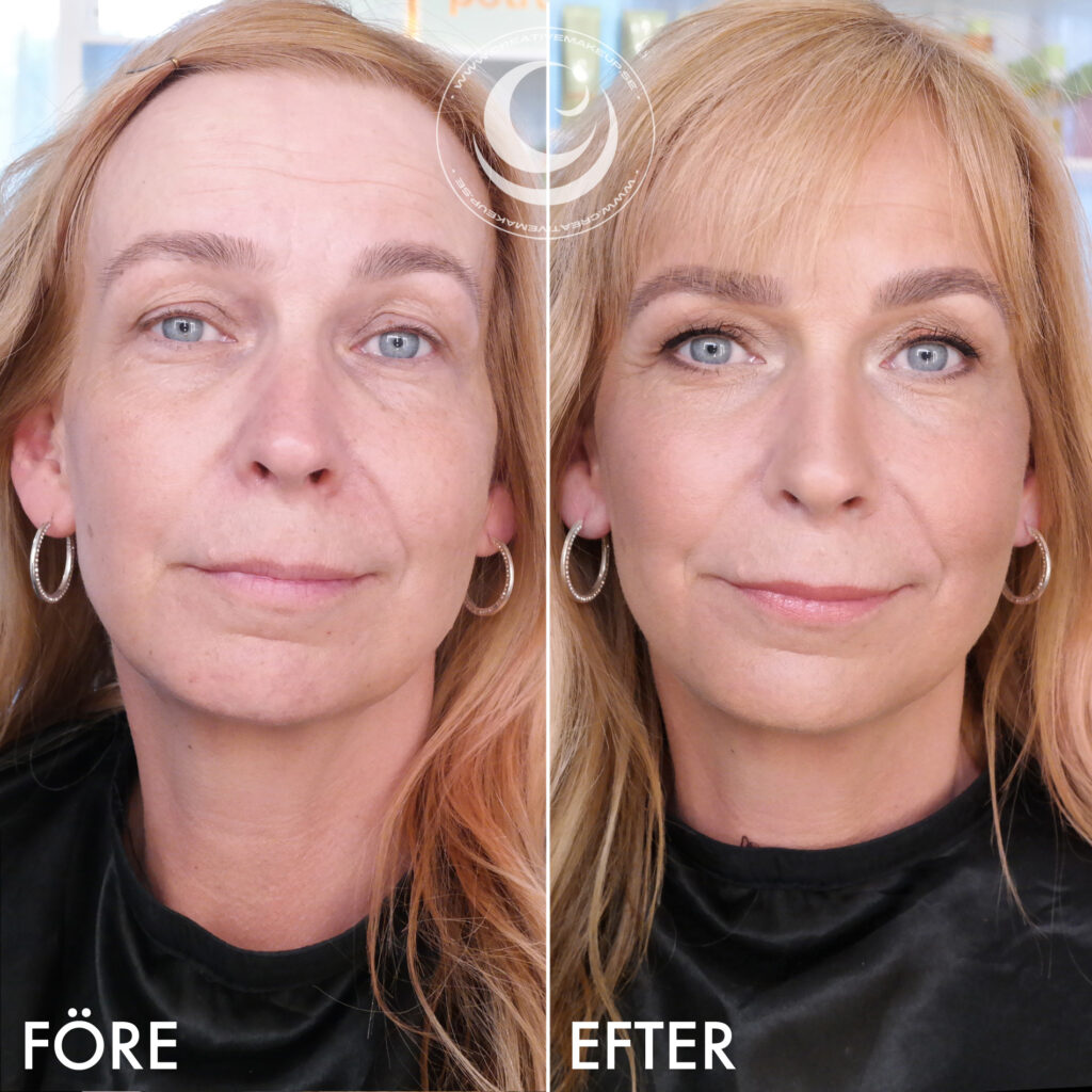 maquillaje 40+